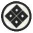 Blason de l'Hakko Ryu Ju Jitsu